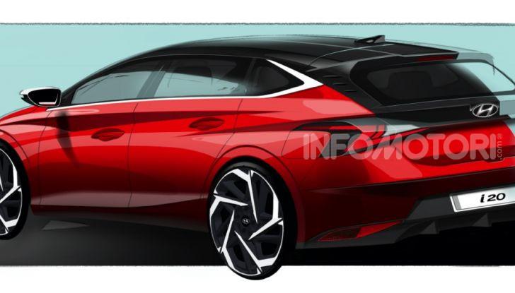 Nuova Hyundai i20 2020: all'assalto del mercato con tanti contenuti - Foto 2 di 2