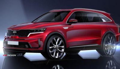 Nuova KIA Sorento 2020, spazio allo stile con ibrido ed AWD
