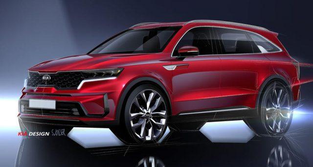 Nuova KIA Sorento 2020, spazio allo stile con ibrido ed AWD - Foto 1 di 5
