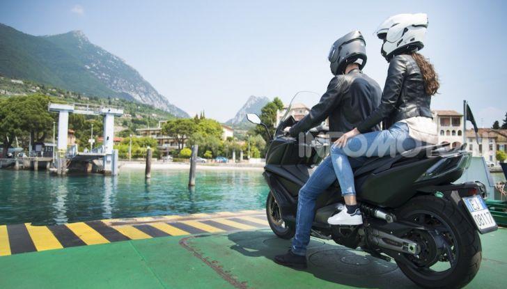 Kymco AK 550 ABS MY 2020: il maxi scooter ancora più potente e tecnologico - Foto 10 di 11