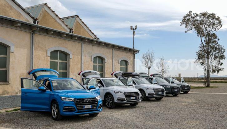 [VIDEO] Le Plug-In Hybrid della gamma SUV di Audi 2020 (Q5 ed SQ8) - Foto 2 di 16