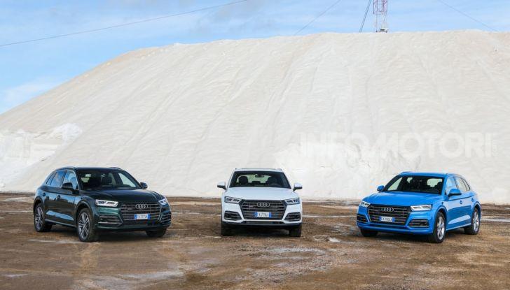 [VIDEO] Le Plug-In Hybrid della gamma SUV di Audi 2020 (Q5 ed SQ8) - Foto 6 di 16