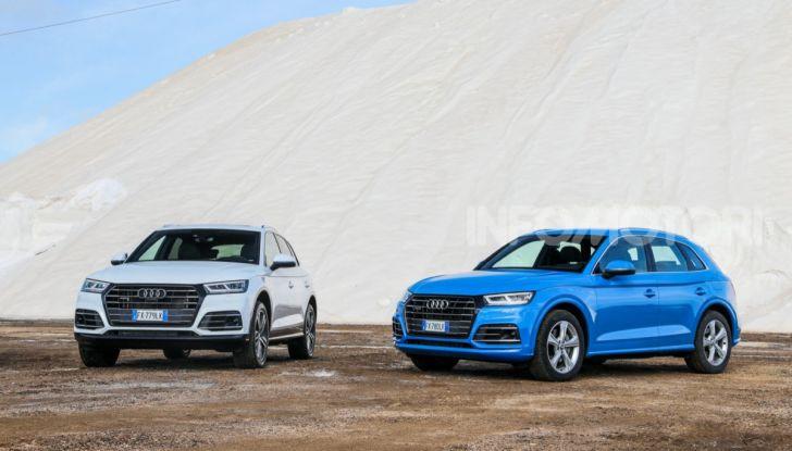 [VIDEO] Le Plug-In Hybrid della gamma SUV di Audi 2020 (Q5 ed SQ8) - Foto 4 di 16