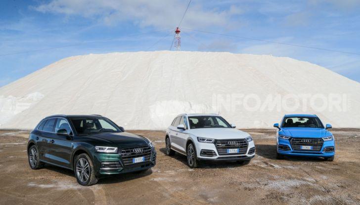 [VIDEO] Le Plug-In Hybrid della gamma SUV di Audi 2020 (Q5 ed SQ8) - Foto 9 di 16