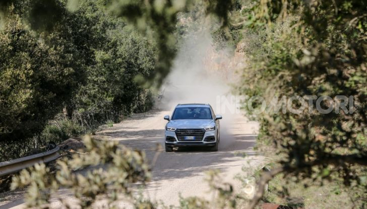 [VIDEO] Le Plug-In Hybrid della gamma SUV di Audi 2020 (Q5 ed SQ8) - Foto 11 di 16