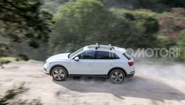 [VIDEO] Le Plug-In Hybrid della gamma SUV di Audi 2020 (Q5 ed SQ8) - Foto 14 di 16
