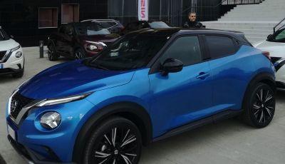 Prova su strada Nissan Juke 2020, più convenzionale e tecnologica