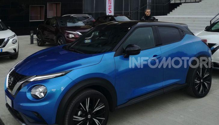 Prova su strada Nissan Juke 2020, più convenzionale e tecnologica - Foto 6 di 23