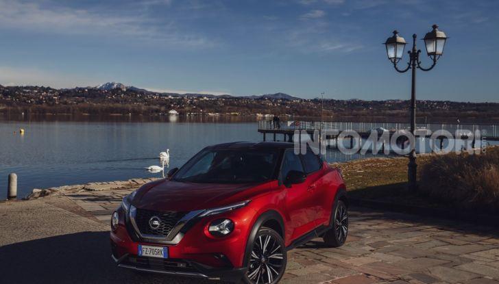 Prova su strada Nissan Juke 2020, più convenzionale e tecnologica - Foto 15 di 23