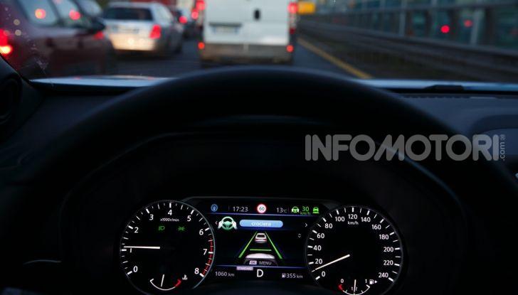 Prova su strada Nissan Juke 2020, più convenzionale e tecnologica - Foto 22 di 23
