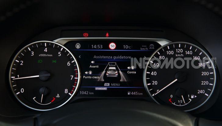 Prova su strada Nissan Juke 2020, più convenzionale e tecnologica - Foto 11 di 23