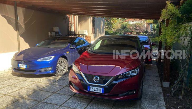 Nissan Leaf e+ 62 kWh prova su strada: prestazioni, autonomia e prezzi - Foto 7 di 37