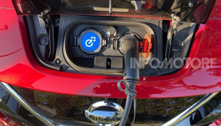 Nissan Leaf e+ 62 kWh prova su strada: prestazioni, autonomia e prezzi - Foto 28 di 37