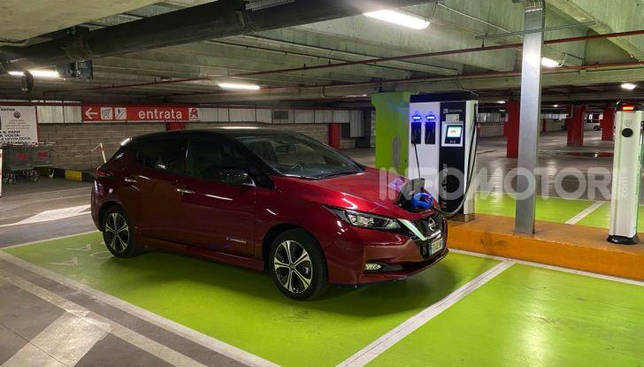 Nissan Leaf e+ 62 kWh prova su strada: prestazioni, autonomia e prezzi - Foto 32 di 37