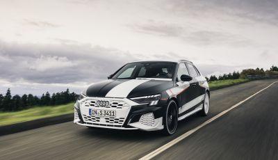 Nuova Audi A3: la quarta generazione è ancora più tecnologica