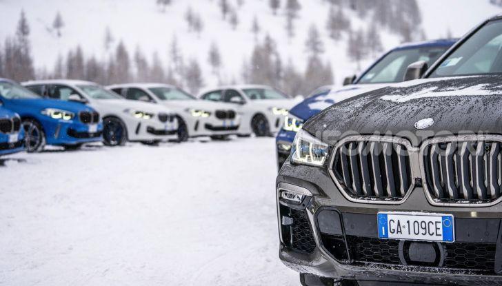 [VIDEO] Il test della nuova BMW X6 2020 sulla neve di Livigno - Foto 15 di 25