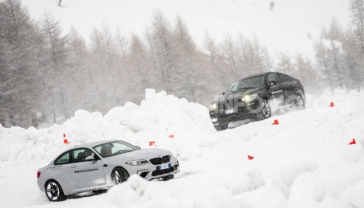 [VIDEO] Il test della nuova BMW X6 2020 sulla neve di Livigno - Foto 11 di 25