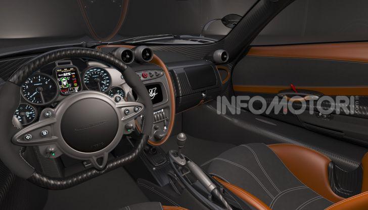 Pagani Roadster BC: V12 e 850 CV - Foto 13 di 47