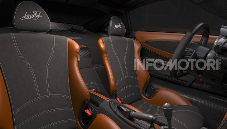 Pagani Roadster BC: V12 e 850 CV - Foto 14 di 47