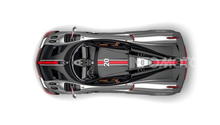 Pagani Roadster BC: V12 e 850 CV - Foto 2 di 47
