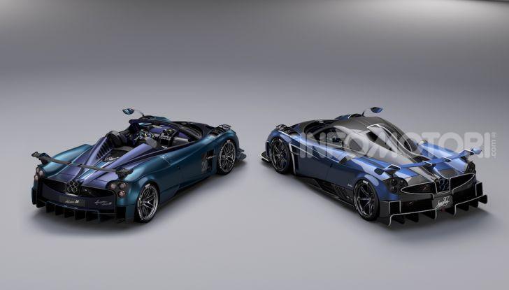 Pagani Roadster BC: V12 e 850 CV - Foto 25 di 47