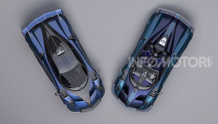 Pagani Roadster BC: V12 e 850 CV - Foto 26 di 47