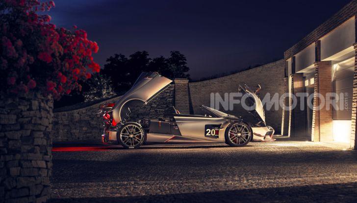 Pagani Roadster BC: V12 e 850 CV - Foto 31 di 47