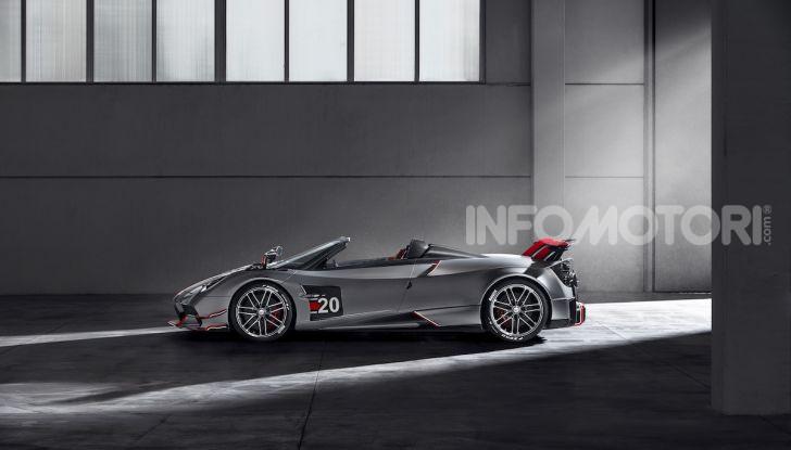 Pagani Roadster BC: V12 e 850 CV - Foto 34 di 47