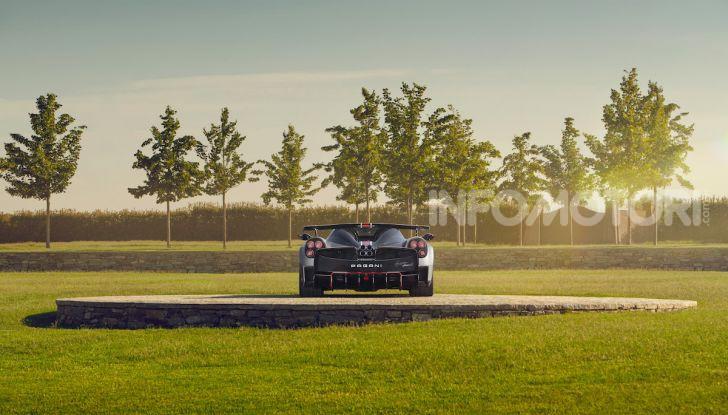 Pagani Roadster BC: V12 e 850 CV - Foto 35 di 47