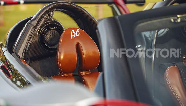 Pagani Roadster BC: V12 e 850 CV - Foto 42 di 47