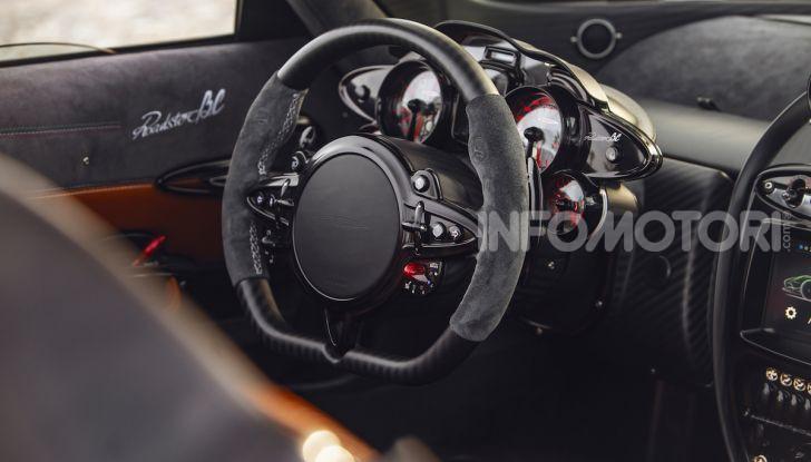 Pagani Roadster BC: V12 e 850 CV - Foto 43 di 47