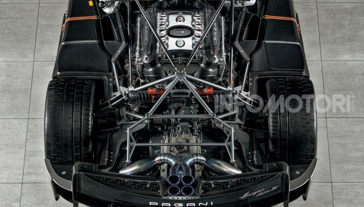 Pagani Roadster BC: V12 e 850 CV - Foto 8 di 47