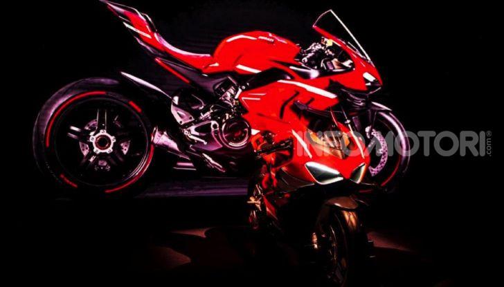 Ducati Superleggera V4: numeri da record per una moto da sogno - Foto 6 di 13