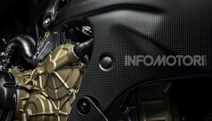 Ducati Superleggera V4: numeri da record per una moto da sogno - Foto 13 di 13