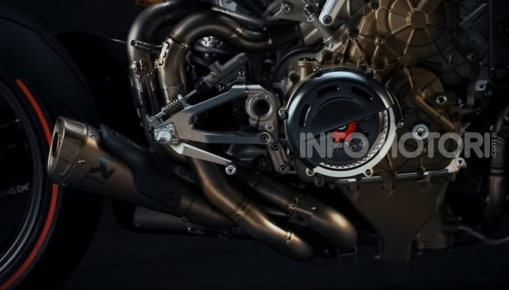 Ducati Superleggera V4: numeri da record per una moto da sogno - Foto 9 di 13