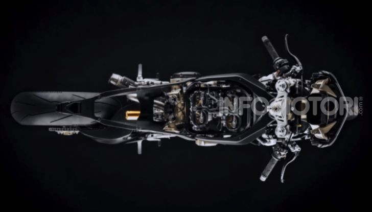 Ducati Superleggera V4: numeri da record per una moto da sogno - Foto 11 di 13