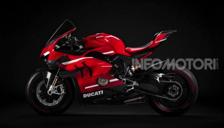 Ducati Superleggera V4: numeri da record per una moto da sogno - Foto 4 di 13