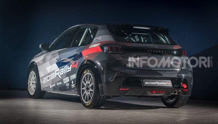 Andreucci-Andreussi, una coppia d'oro per il debutto della Peugeot 208 Rally 4 - Foto 1 di 7