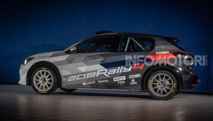 Andreucci-Andreussi, una coppia d'oro per il debutto della Peugeot 208 Rally 4 - Foto 2 di 7