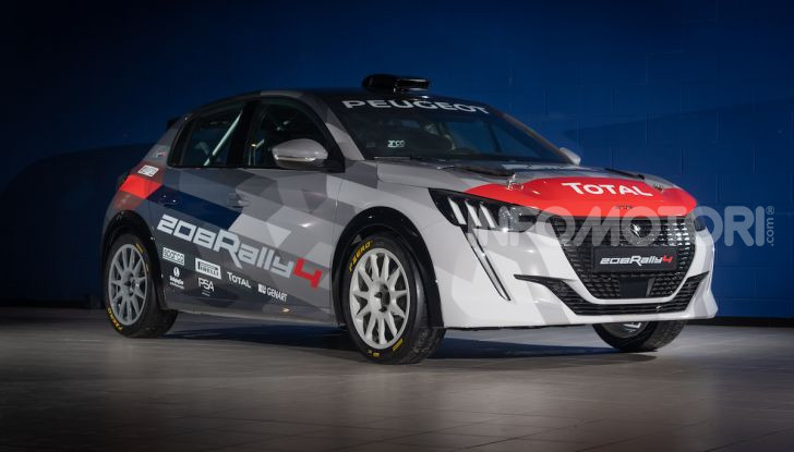 Andreucci-Andreussi, una coppia d'oro per il debutto della Peugeot 208 Rally 4 - Foto 3 di 7