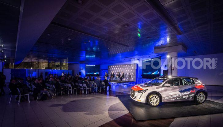 Andreucci-Andreussi, una coppia d'oro per il debutto della Peugeot 208 Rally 4 - Foto 7 di 7