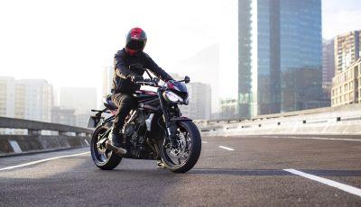 Triumph Street Triple R 2020: aggressiva nelle prestazioni e nel prezzo