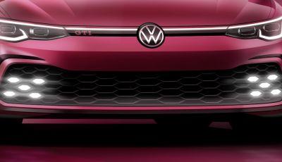 Nuova Volkswagen Golf GTI, primi dati e dettagli