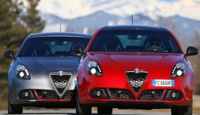 Alfa Romeo Giulietta esce di produzione a fine 2020