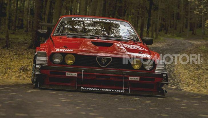 Alfa Romeo GTV6 Hugo Silva Design