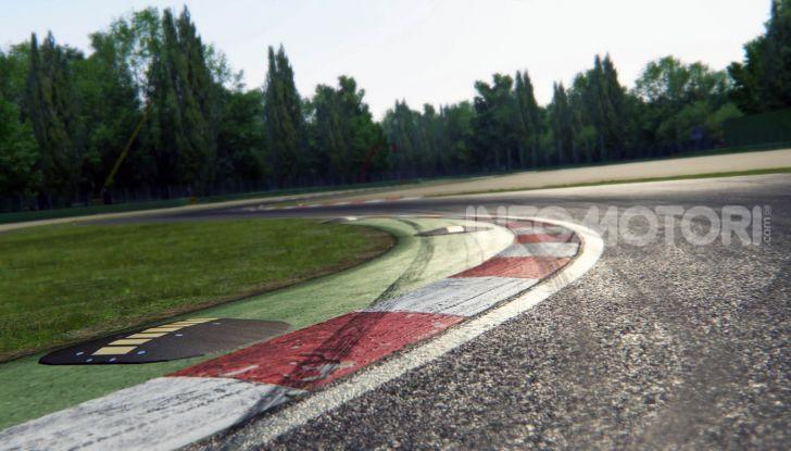 Autodromo Enzo Ferrari Imola F1
