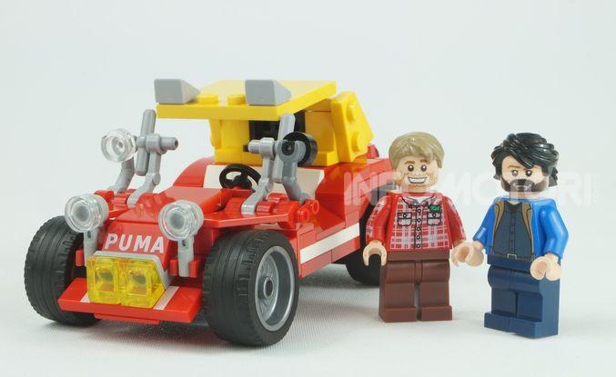 Dune Buggy di Bud Spencer e Terence Hill: arriva la versione LEGO Ideas - Foto 1 di 6