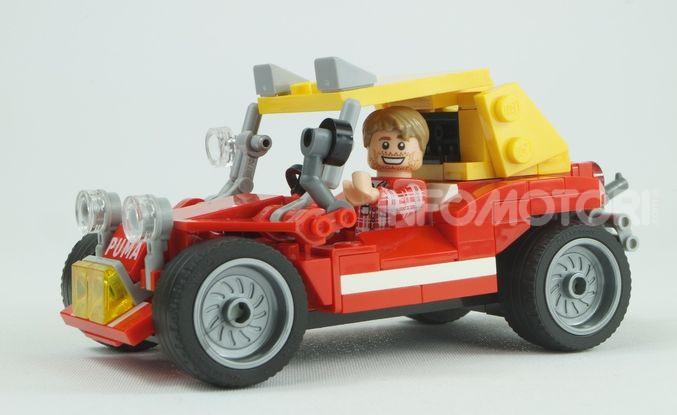 Dune Buggy di Bud Spencer e Terence Hill: arriva la versione LEGO Ideas - Foto 2 di 6