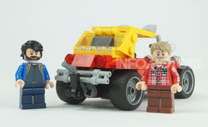 Dune Buggy di Bud Spencer e Terence Hill: arriva la versione LEGO Ideas - Foto 3 di 6