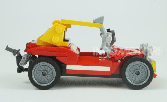 Dune Buggy di Bud Spencer e Terence Hill: arriva la versione LEGO Ideas - Foto 4 di 6
